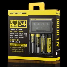 Nitecore Intellicharger D4 LCD