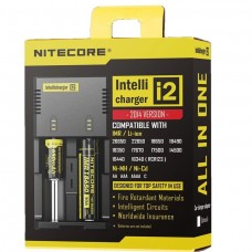 Nitecore Intellicharger i2 V2 Li-ion